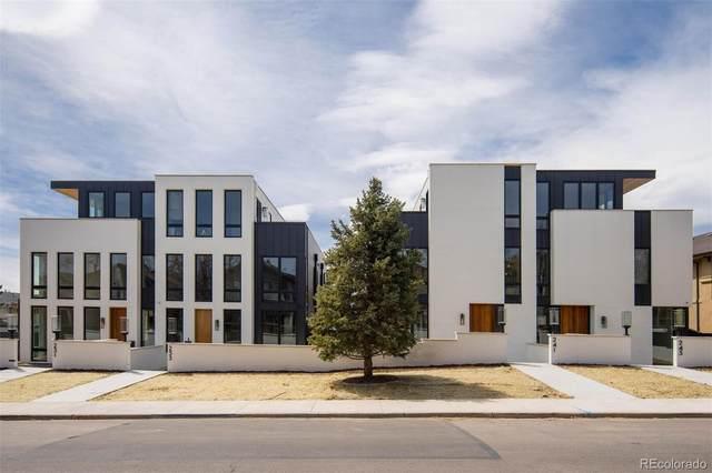 221 Garfield Street, Denver, CO 80206 (MLS #3044974) :: 8z Real Estate