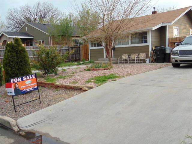 537 Stuart Street, Denver, CO 80204 (MLS #3045128) :: 8z Real Estate