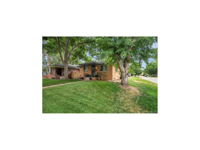 2390 S Franklin Street, Denver, CO 80210 (MLS #3045656) :: 8z Real Estate