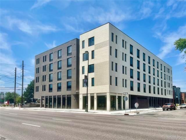 603 Inca Street #516, Denver, CO 80204 (#3045826) :: Berkshire Hathaway HomeServices Innovative Real Estate