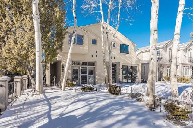 309 Jackson Street, Denver, CO 80206 (#3045888) :: Mile High Luxury Real Estate
