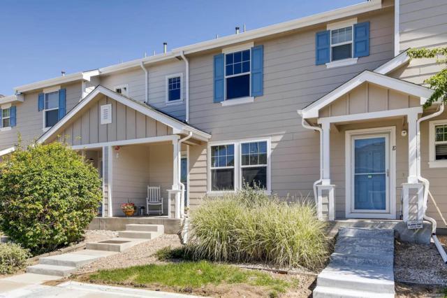 19209 E 58th Avenue D, Denver, CO 80249 (#3046114) :: Bring Home Denver