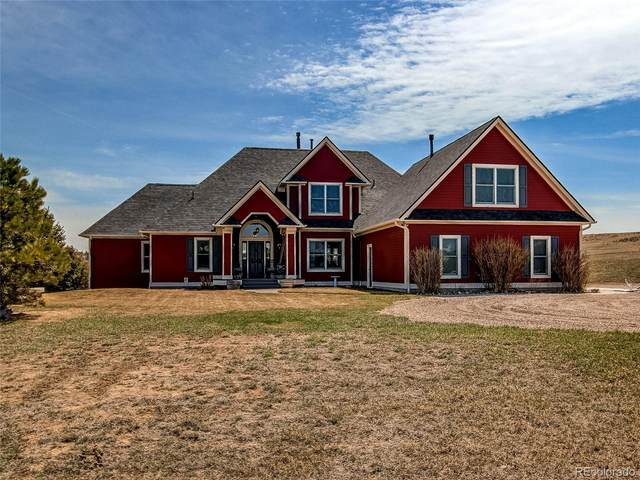2388 S Tarryall Way, Franktown, CO 80116 (#3046946) :: The Healey Group