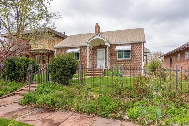 4419 W 34th Avenue, Denver, CO 80212 (#3047030) :: Colorado Home Finder Realty