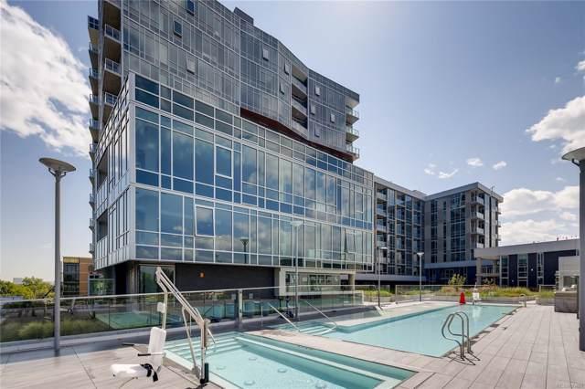 4200 W 17th Street #425, Denver, CO 80204 (MLS #3047405) :: 8z Real Estate