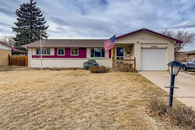 2451 Beech Court, Golden, CO 80401 (#3047699) :: Venterra Real Estate LLC