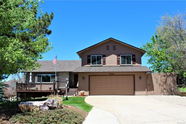 8049 Lakeshore Drive, Parker, CO 80134 (#3047955) :: The HomeSmiths Team - Keller Williams