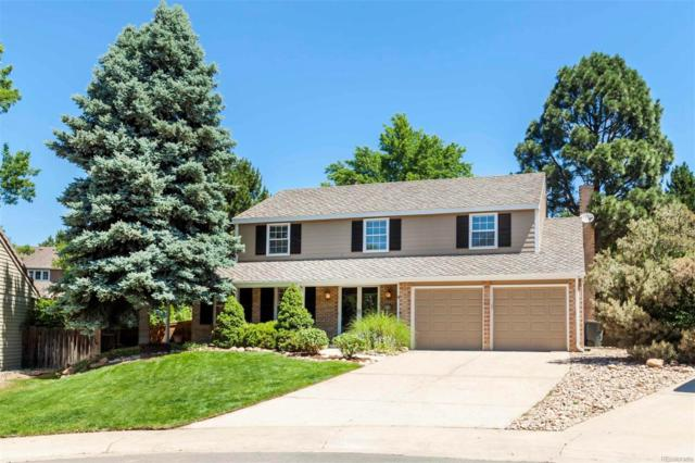 7261 E Hinsdale Avenue, Centennial, CO 80112 (#3048190) :: The Peak Properties Group