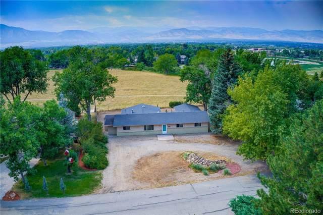1145 Ravenwood Road, Boulder, CO 80303 (MLS #3048387) :: 8z Real Estate