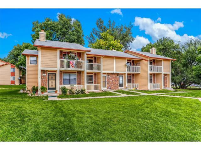11660 Community Center Drive #93, Northglenn, CO 80233 (MLS #3048461) :: 8z Real Estate