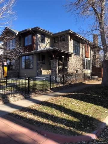 1896 S Pennsylvania Street, Denver, CO 80210 (#3048616) :: Wisdom Real Estate