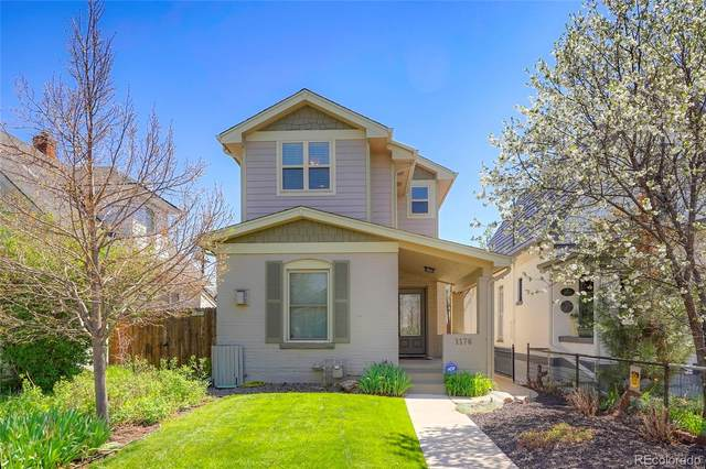 1176 S Clarkson Street, Denver, CO 80210 (#3048879) :: The DeGrood Team
