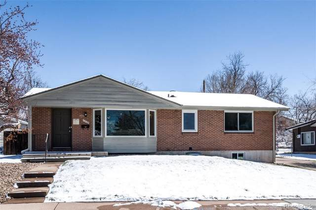 7226 S Birch Street, Centennial, CO 80122 (#3049093) :: Mile High Luxury Real Estate