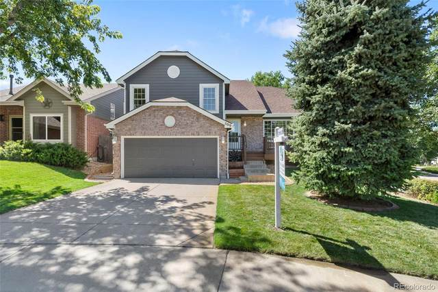 509 W 116th Way, Northglenn, CO 80234 (MLS #3049162) :: 8z Real Estate