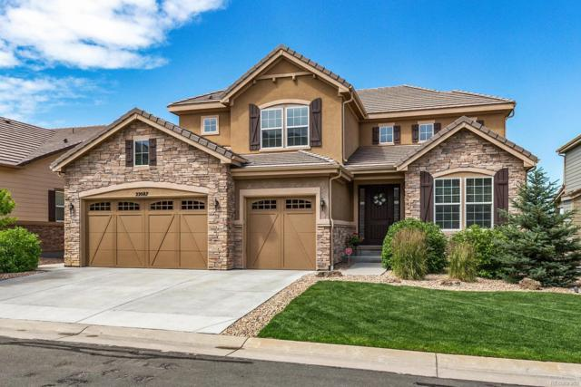 22087 E Rowland Drive, Aurora, CO 80016 (#3049758) :: The Tamborra Team