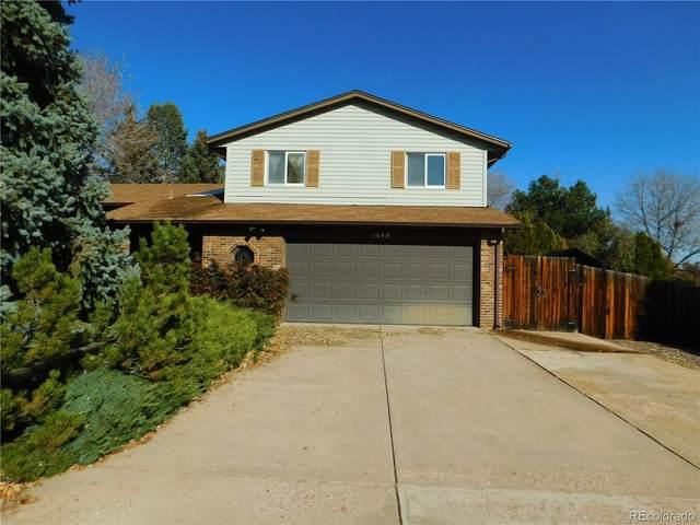 1648 S Wheeling Circle, Aurora, CO 80012 (MLS #3049759) :: 8z Real Estate