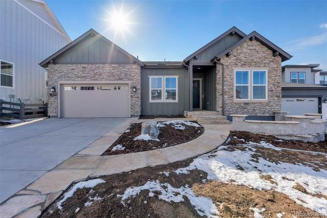 1674 Oakpoint Way, Castle Pines, CO 80108 (#3049908) :: The HomeSmiths Team - Keller Williams