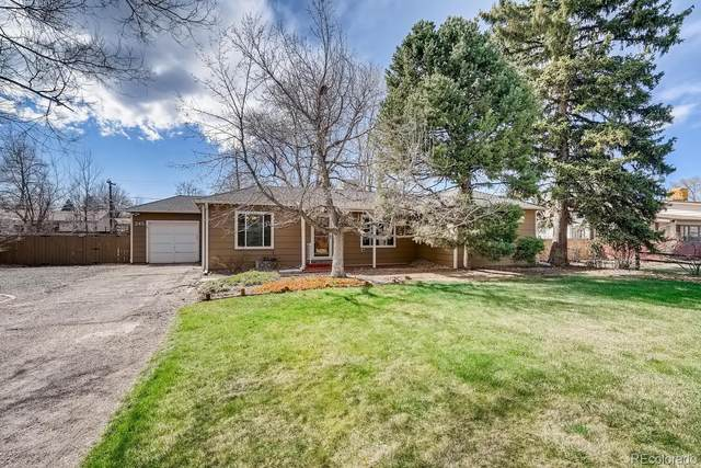245 Brentwood Street, Lakewood, CO 80226 (#3049925) :: The DeGrood Team
