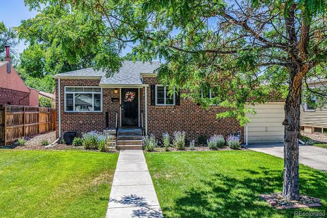 4433 S Pennsylvania Street, Englewood, CO 80113 (#3050506) :: Bring Home Denver with Keller Williams Downtown Realty LLC
