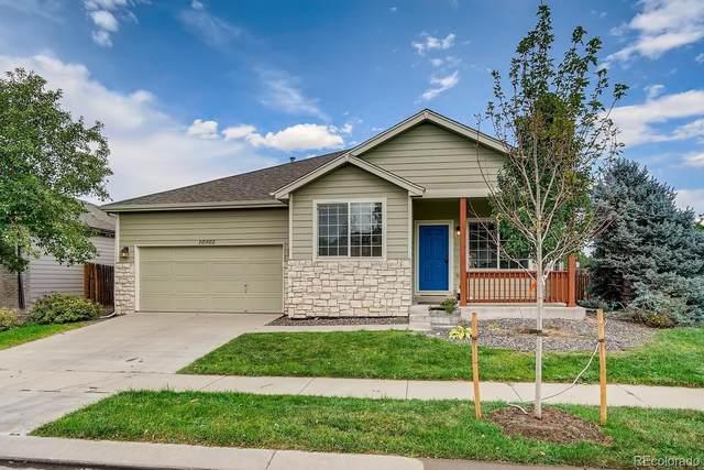 10502 Tucson Street, Denver, CO 80022 (MLS #3050618) :: Bliss Realty Group