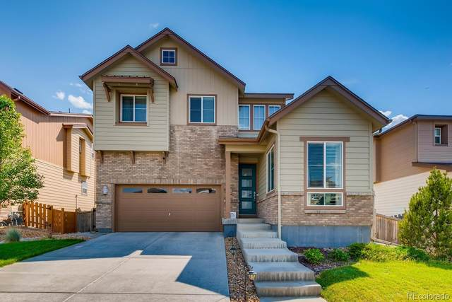 17286 E 108th Place, Commerce City, CO 80022 (#3050717) :: The DeGrood Team