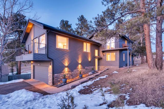 1521 Genesee Ridge Road, Golden, CO 80401 (MLS #3051399) :: 8z Real Estate