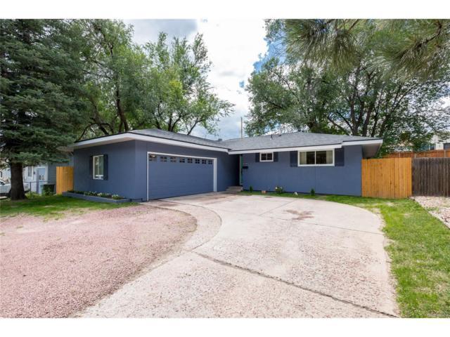816 S Circle Drive, Colorado Springs, CO 80910 (MLS #3051544) :: 8z Real Estate