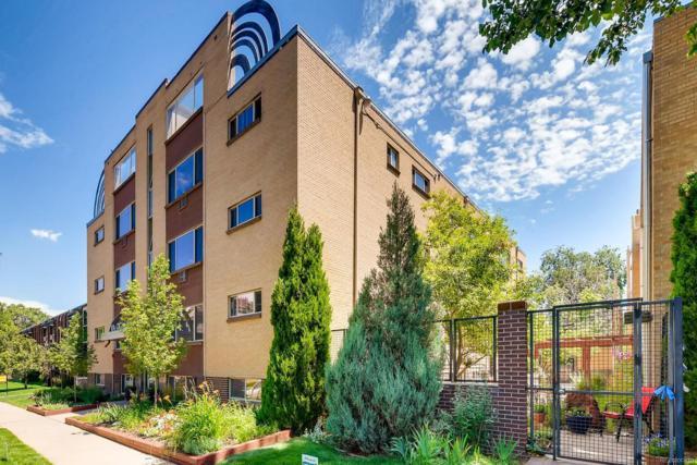 10 N Ogden Street #201, Denver, CO 80218 (#3051587) :: The Healey Group