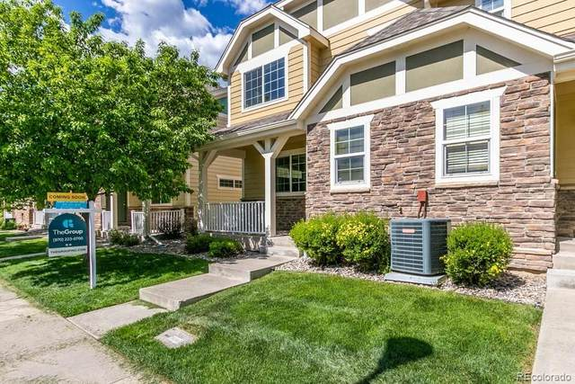 1015 Andrews Peak Drive #104, Fort Collins, CO 80521 (#3051840) :: Kimberly Austin Properties
