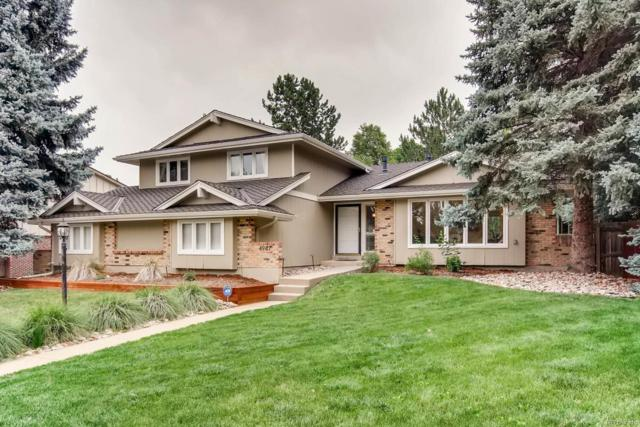 4947 E Fair Drive, Centennial, CO 80121 (#3051872) :: The Galo Garrido Group