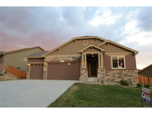 2581 Paint Pony Circle, Castle Rock, CO 80108 (MLS #3052237) :: 8z Real Estate