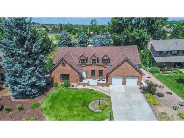 9 Village Drive, Littleton, CO 80123 (MLS #3052409) :: 8z Real Estate