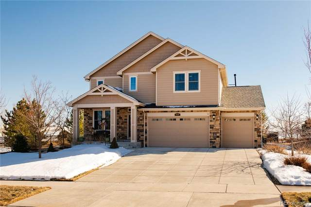 8299 S Country Club Parkway, Aurora, CO 80016 (#3053136) :: The Brokerage Group