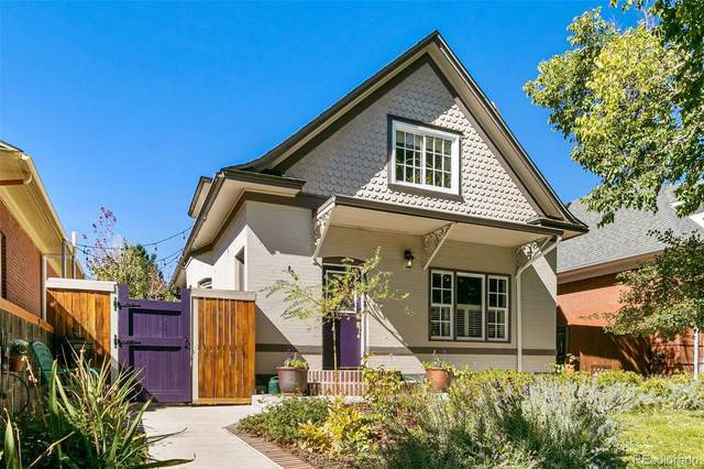 623 S Logan Street, Denver, CO 80209 (#3053493) :: The Griffith Home Team