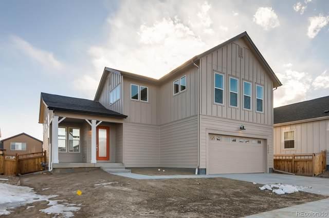 4308 Mt Shavano Street, Brighton, CO 80601 (MLS #3053567) :: 8z Real Estate