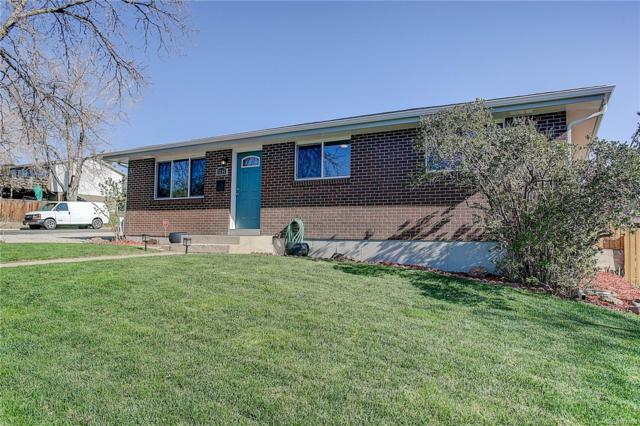3291 W Radcliff Drive, Englewood, CO 80110 (#3053684) :: The HomeSmiths Team - Keller Williams