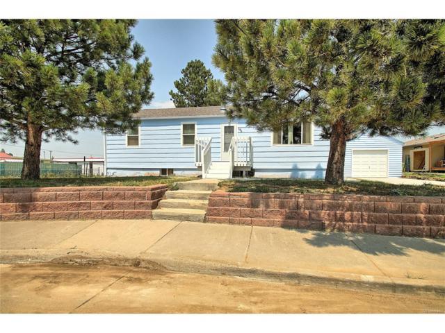 195 W Broadway Street, Elizabeth, CO 80107 (MLS #3053740) :: 8z Real Estate