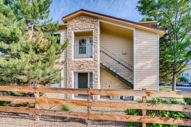 4875 S Balsam Way 5-104, Littleton, CO 80123 (MLS #3053812) :: Bliss Realty Group