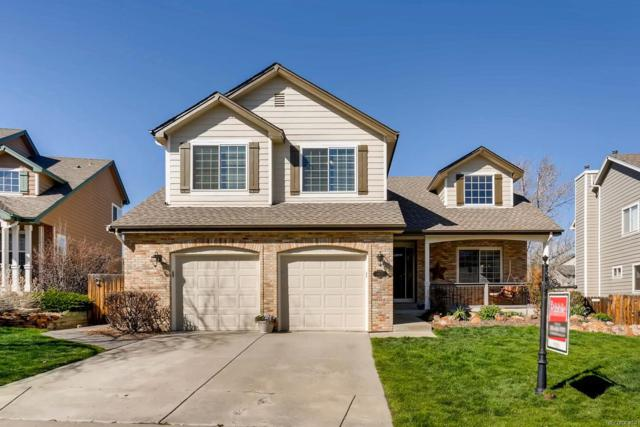 14157 W Cornell Avenue, Lakewood, CO 80228 (#3053844) :: The Galo Garrido Group