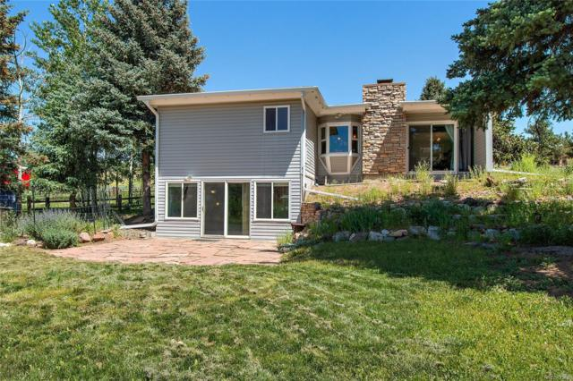 23426 Weisshorn Drive, Indian Hills, CO 80454 (#3054166) :: The Griffith Home Team