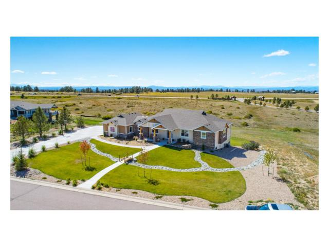 7621 Grande River Court, Parker, CO 80138 (#3054319) :: The Griffith Home Team