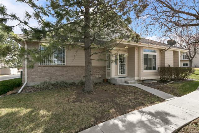 5353 W Iliff Drive, Lakewood, CO 80227 (#3054409) :: Wisdom Real Estate