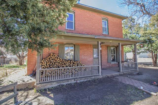110 E Cottonwood Street, Aguilar, CO 81020 (MLS #3054709) :: 8z Real Estate
