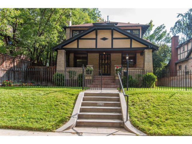 664 Fillmore Street, Denver, CO 80206 (#3055073) :: Thrive Real Estate Group