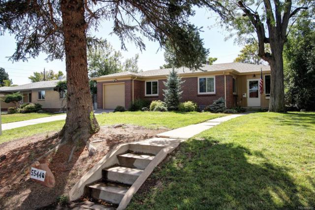 5544 E Utah Place, Denver, CO 80222 (#3055601) :: The Peak Properties Group