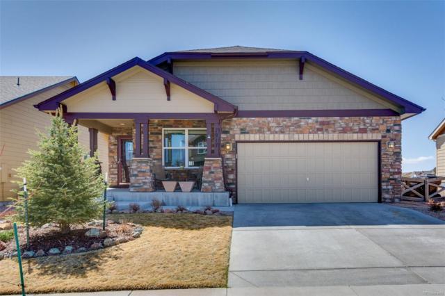 7917 Buckeye Tree Lane, Colorado Springs, CO 80927 (#3055785) :: The Peak Properties Group