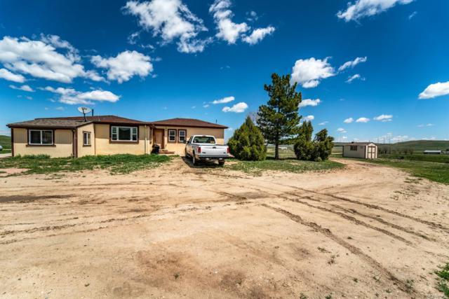 29345 Paint Mine Road, Calhan, CO 80808 (#3055801) :: Mile High Luxury Real Estate