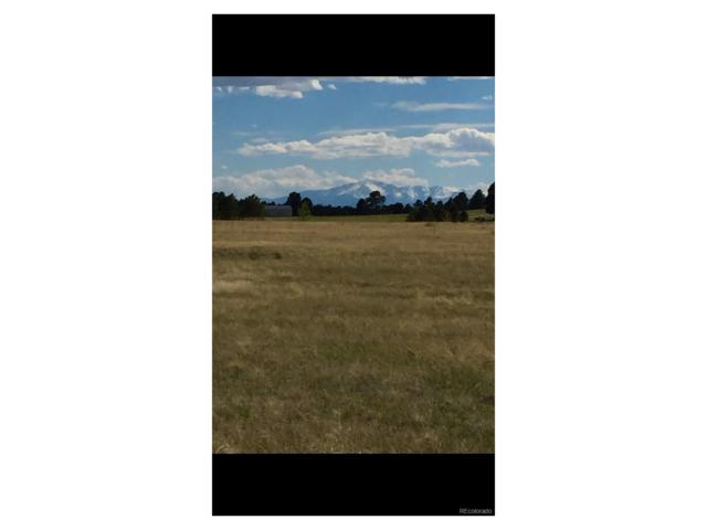 County Rd 25, Elizabeth, CO 80107 (MLS #3055821) :: 8z Real Estate