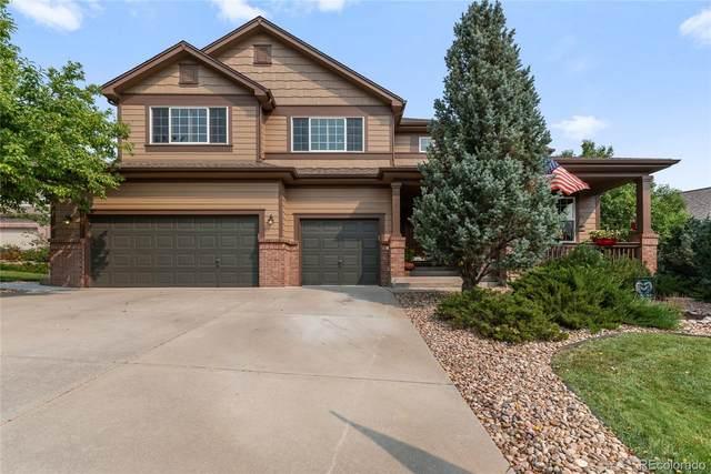 577 Eagle Nest Court, Golden, CO 80401 (MLS #3055929) :: 8z Real Estate