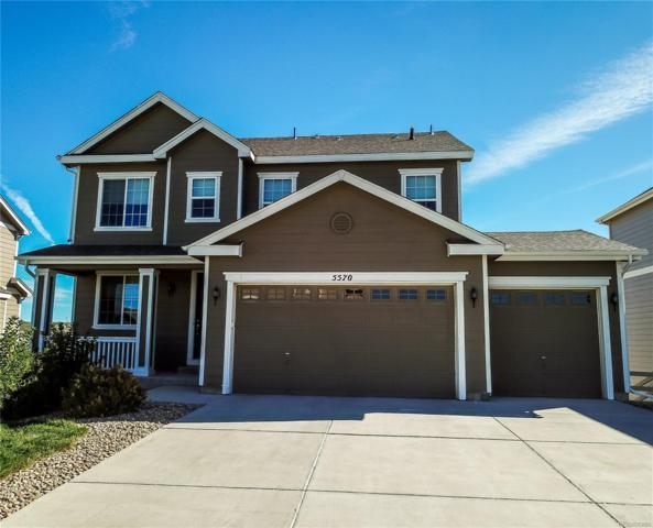 5570 Echo Hollow Street, Castle Rock, CO 80104 (MLS #3055942) :: Kittle Real Estate